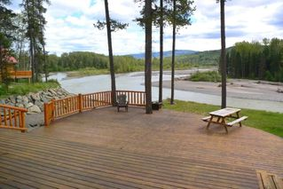 Photo 3: Bulkley Riverfront | 405 Raymond Road Smithers