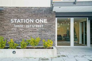 "Photo 2: 412 12070 227 Street in Maple Ridge: East Central Condo for sale in ""Station One"" : MLS®# R2228127"