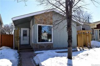 Photo 1: 243 Tufnell Drive in Winnipeg: River Park South Residential for sale (2F)  : MLS®# 1807457
