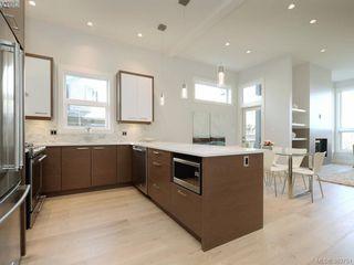 Photo 5:  in VICTORIA: Vi Fernwood Strata Duplex Unit for sale (Victoria)  : MLS®# 389751