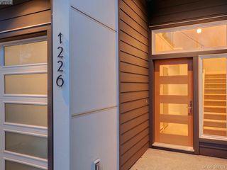 Photo 3:  in VICTORIA: Vi Fernwood Strata Duplex Unit for sale (Victoria)  : MLS®# 389751