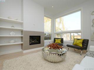 Photo 10:  in VICTORIA: Vi Fernwood Strata Duplex Unit for sale (Victoria)  : MLS®# 389751