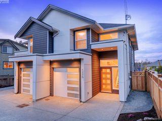 Photo 2:  in VICTORIA: Vi Fernwood Strata Duplex Unit for sale (Victoria)  : MLS®# 389751