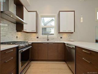 Photo 4:  in VICTORIA: Vi Fernwood Strata Duplex Unit for sale (Victoria)  : MLS®# 389751