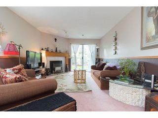"Photo 3: 214 34909 OLD YALE Road in Abbotsford: Abbotsford East Townhouse for sale in ""The Gardens~"" : MLS®# R2254662"