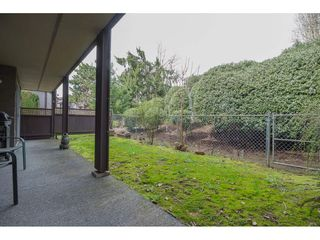 "Photo 2: 214 34909 OLD YALE Road in Abbotsford: Abbotsford East Townhouse for sale in ""The Gardens~"" : MLS®# R2254662"