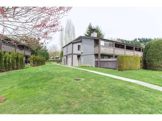 """Main Photo: 214 34909 OLD YALE Road in Abbotsford: Abbotsford East Townhouse for sale in """"The Gardens~"""" : MLS®# R2254662"""