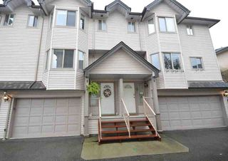 "Main Photo: 9 2420 PITT RIVER Road in Port Coquitlam: Mary Hill Townhouse for sale in ""PARKSIDE ESTATES"" : MLS®# R2257573"
