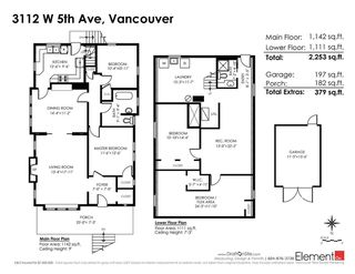 Photo 18: 3112 W 5TH Avenue in Vancouver: Kitsilano House for sale (Vancouver West)  : MLS®# R2263388