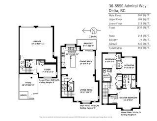 "Photo 31: 36 5550 ADMIRAL Way in Delta: Neilsen Grove Condo for sale in ""Fairwinds"" (Ladner)  : MLS®# R2265477"