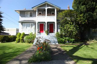 Photo 1: 2391 W 10TH Avenue in Vancouver: Kitsilano House 1/2 Duplex for sale (Vancouver West)  : MLS®# R2265722