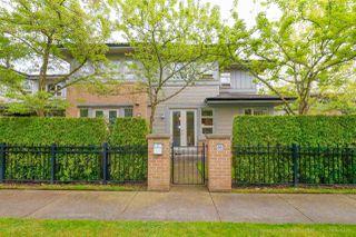 Photo 1: 56 6300 BIRCH Street in Richmond: McLennan North Townhouse for sale : MLS®# R2266662
