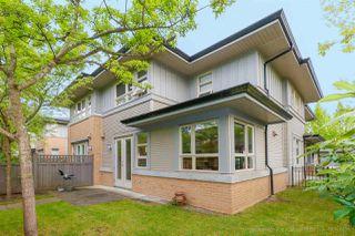 Photo 2: 56 6300 BIRCH Street in Richmond: McLennan North Townhouse for sale : MLS®# R2266662