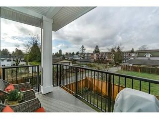 "Photo 18: 20 2150 SALISBURY Avenue in Port Coquitlam: Glenwood PQ Townhouse for sale in ""Salisbury Walk"" : MLS®# R2280308"