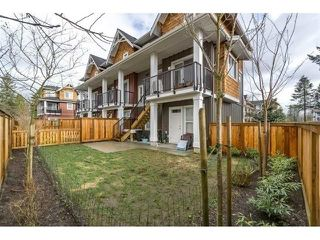 "Photo 19: 20 2150 SALISBURY Avenue in Port Coquitlam: Glenwood PQ Townhouse for sale in ""Salisbury Walk"" : MLS®# R2280308"