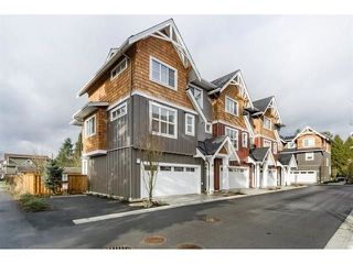 "Photo 1: 20 2150 SALISBURY Avenue in Port Coquitlam: Glenwood PQ Townhouse for sale in ""Salisbury Walk"" : MLS®# R2280308"