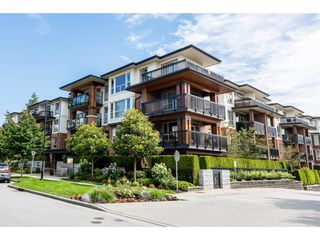 Photo 1: 415 1153 KENSAL Place in Coquitlam: New Horizons Condo for sale : MLS®# R2287117