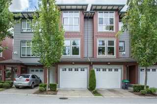 """Photo 1: 76 18777 68A Avenue in Surrey: Clayton Townhouse for sale in """"THE COMPASS"""" (Cloverdale)  : MLS®# R2295259"""