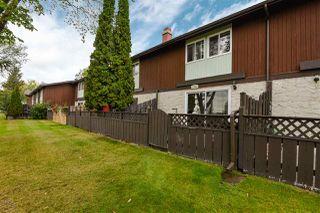Main Photo: 17540 76 Avenue in Edmonton: Zone 20 Townhouse for sale : MLS®# E4128585