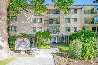 "Main Photo: 217 8411 ACKROYD Road in Richmond: Brighouse Condo for sale in ""LEXINGTON SQUARE"" : MLS®# R2311306"