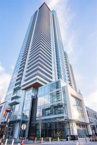"Main Photo: 702 4670 ASSEMBLY Way in Burnaby: Metrotown Condo for sale in ""STATION SQUARE 2"" (Burnaby South)  : MLS®# R2318362"