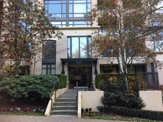Photo 1: 102 9300 UNIVERSITY Crescent in Burnaby: Simon Fraser Univer. Condo for sale (Burnaby North)  : MLS®# R2318616