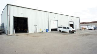 Photo 1: 9231 50 Street NW in Edmonton: Zone 42 Industrial for sale or lease : MLS®# E4136959