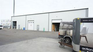 Photo 2: 9231 50 Street NW in Edmonton: Zone 42 Industrial for sale or lease : MLS®# E4136959