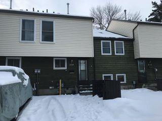 Main Photo: 534 ABBOTTSFIELD Road in Edmonton: Zone 23 Townhouse for sale : MLS®# E4139206