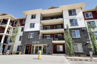 Main Photo: #207 5816 Mullen PL in Edmonton: Zone 14 Condo for sale : MLS®# E4139750