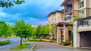 "Photo 1: 305 1330 GENEST Way in Coquitlam: Westwood Plateau Condo for sale in ""THE LATNERNS"" : MLS®# R2334452"