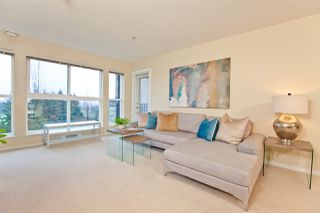 "Photo 3: 305 1330 GENEST Way in Coquitlam: Westwood Plateau Condo for sale in ""THE LATNERNS"" : MLS®# R2334452"