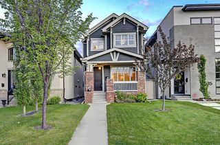 Photo 1: 533 26 Avenue NW in Calgary: Mount Pleasant Detached for sale : MLS®# C4223584