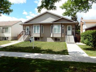 Main Photo: 11918 - 11920 124 Street in Edmonton: Zone 04 House Duplex for sale : MLS®# E4145191