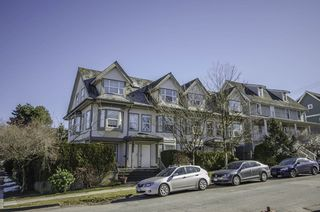 Main Photo: 2208 ST. GEORGE Street in Vancouver: Mount Pleasant VE Townhouse for sale (Vancouver East)  : MLS®# R2344920