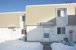 Photo 1: 132 CORNELL Court in Edmonton: Zone 02 Townhouse for sale : MLS®# E4146809