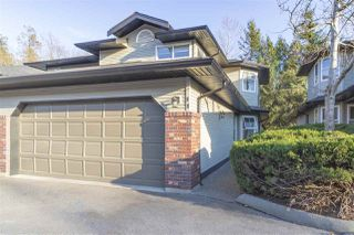 """Photo 1: 88 36060 OLD YALE Road in Abbotsford: Abbotsford East Townhouse for sale in """"MOUNTAIN VIEW VILLAGE"""" : MLS®# R2351256"""