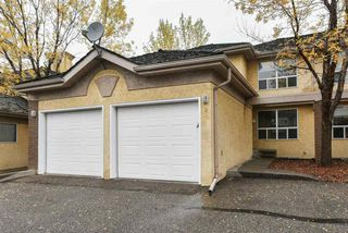 Main Photo: 6 901 Normandy Drive: Sherwood Park Townhouse for sale : MLS®# E4150063