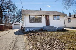 Photo 1: 228 Worthington Avenue in Winnipeg: St Vital Residential for sale (2D)  : MLS®# 1905170