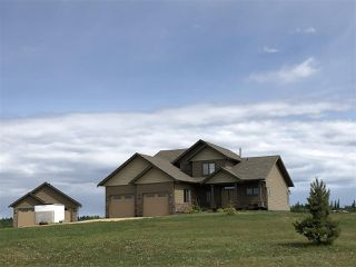 Photo 1: 33 243050 TWP RD 474: Rural Wetaskiwin County House for sale : MLS®# E4153868