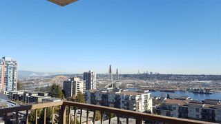 "Photo 1: 808 320 ROYAL Avenue in New Westminster: Downtown NW Condo for sale in ""PEPPERTREE"" : MLS®# R2368548"