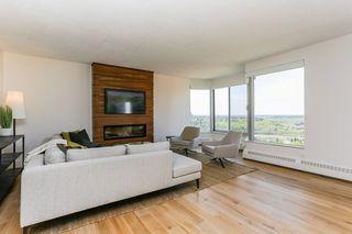 Photo 3: 1601 11826 100 Avenue in Edmonton: Zone 12 Condo for sale : MLS®# E4157637