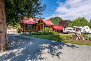 Main Photo: 4293 WILSON Road in Sardis - Chwk River Valley: Chilliwack River Valley House for sale (Sardis)  : MLS®# R2372654