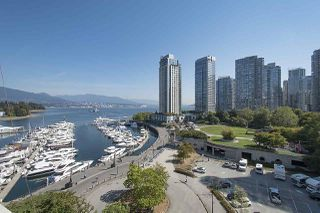 """Photo 2: 803 499 BROUGHTON Street in Vancouver: Coal Harbour Condo for sale in """"DENIA"""" (Vancouver West)  : MLS®# R2373503"""