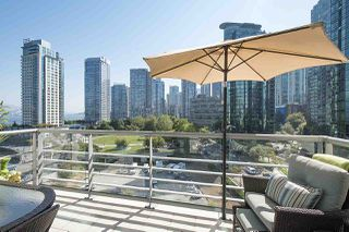 """Photo 4: 803 499 BROUGHTON Street in Vancouver: Coal Harbour Condo for sale in """"DENIA"""" (Vancouver West)  : MLS®# R2373503"""