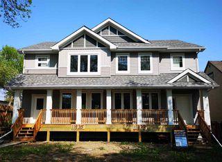 Main Photo: 11835 55 Street in Edmonton: Zone 06 House Half Duplex for sale : MLS®# E4159173