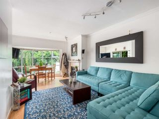 "Main Photo: 201 2216 W 3RD Avenue in Vancouver: Kitsilano Condo for sale in ""Radcliffe Pointe"" (Vancouver West)  : MLS®# R2380811"