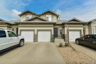 Main Photo: 31 10 WOODCREST Lane: Fort Saskatchewan Townhouse for sale : MLS®# E4164251