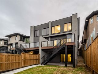 Photo 38: 4130 17 Street SW in Calgary: Altadore Semi Detached for sale : MLS®# C4268415