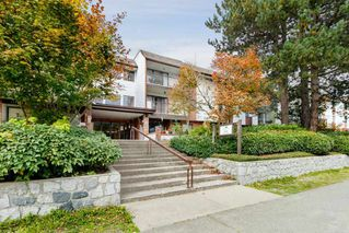 "Main Photo: 308 - 7473 - 140 Street in Surrey: East Newton Condo for sale in ""GLENCOE  ESTATES"" : MLS®# R2410062"